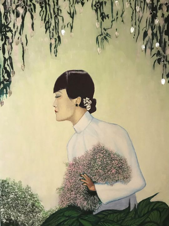 Anna May Wong - Richard Pascacio Gomez