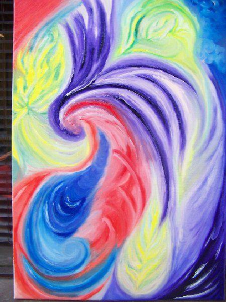 Blissfull colours - Daphne