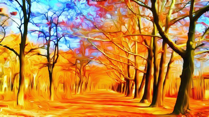 Autumn Trees - Defendus