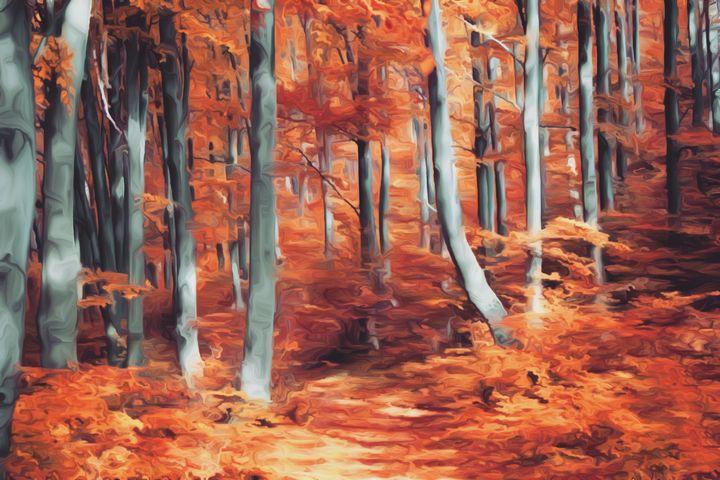 Forest Painting #2 - Defendus
