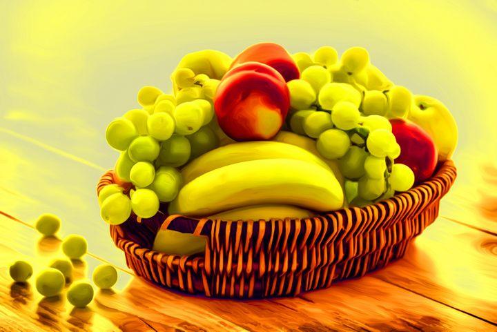 Basket of Fruit - Defendus
