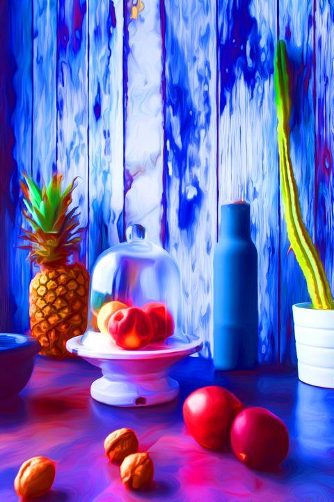 Table of Fruit - Defendus