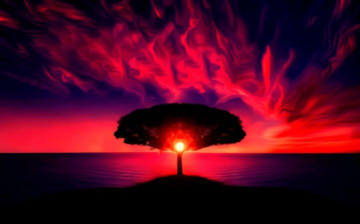 Red Sunset - Defendus