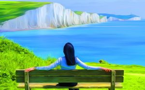 Overlooking Beauty