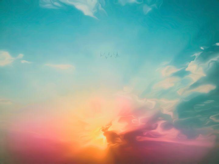 Sky Painting - Defendus