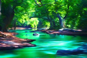 Green River Creek
