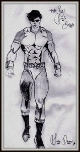 Dhruv (man with idea)