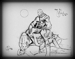 Doga from Raj Comics