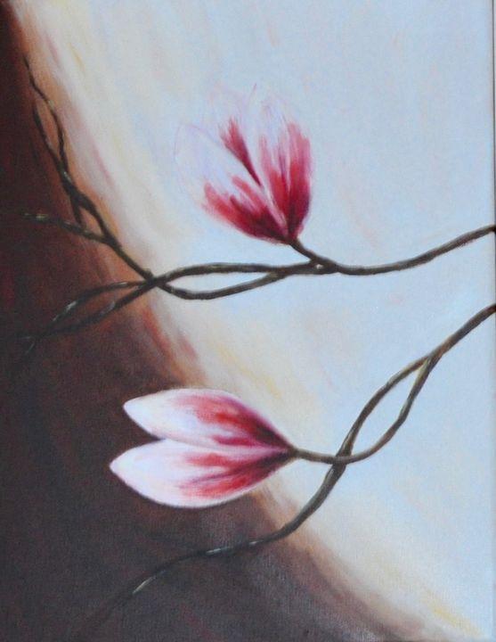 Magnolias (1/4) - M. Capapey