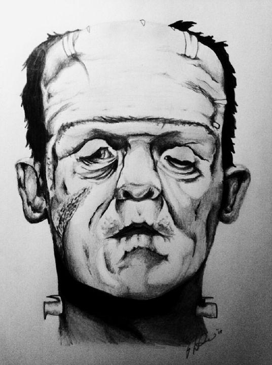 Frankenstein's Monster - Michelle Rose