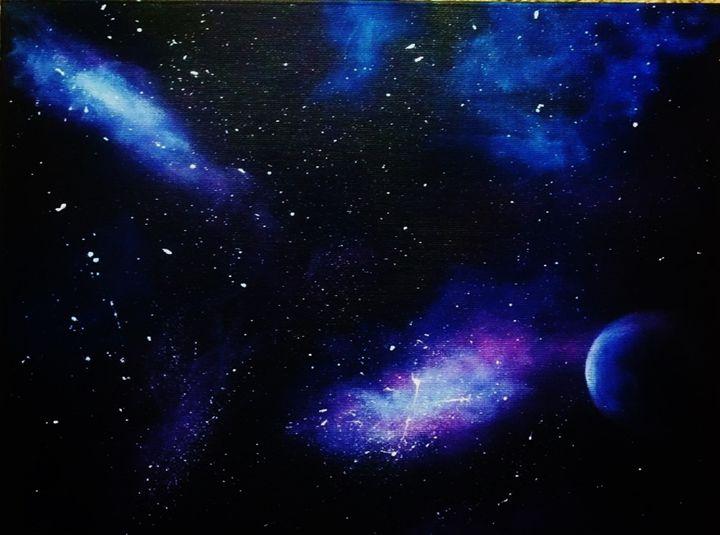 Deep Space - Michelle Rose