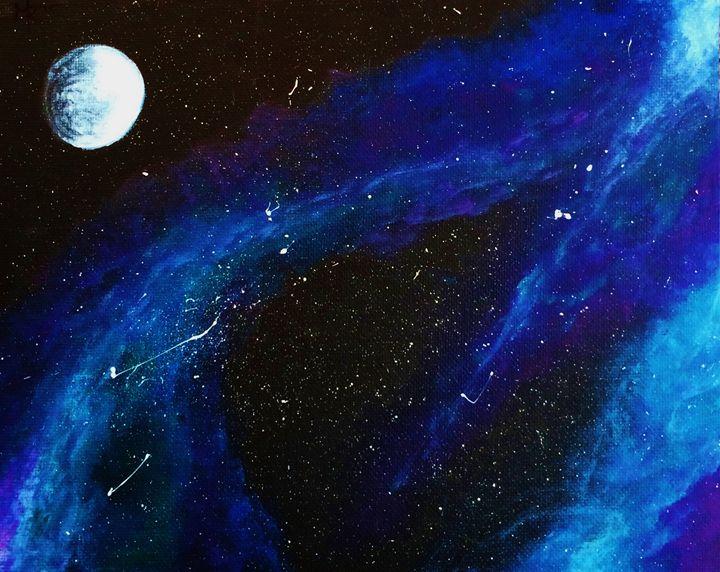 Space Ocean - Michelle Rose