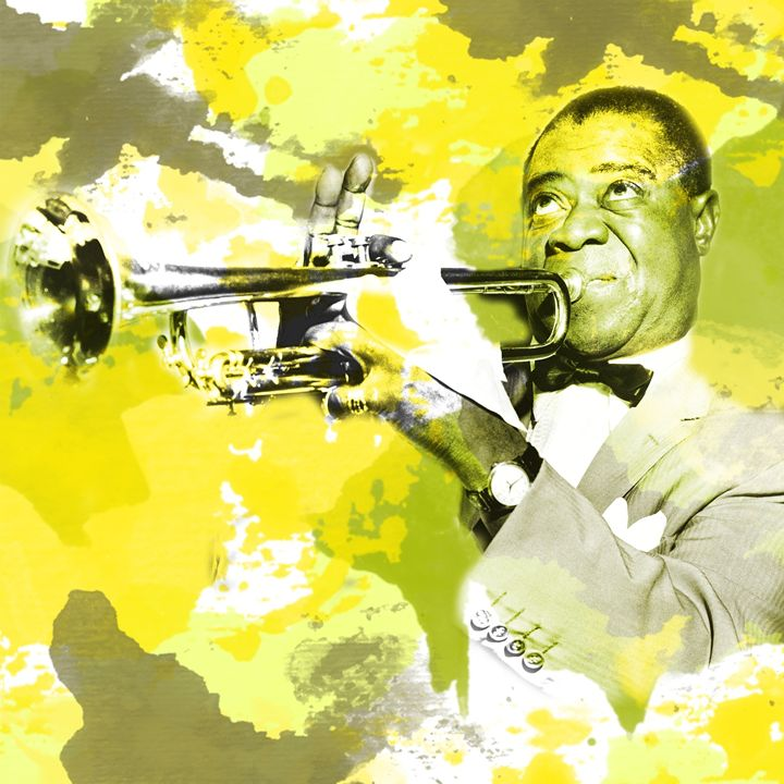 Louis Armstrong - Gersoza