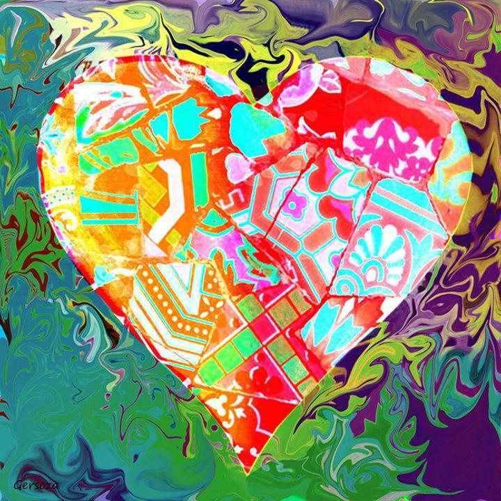Love Heart - Gersoza