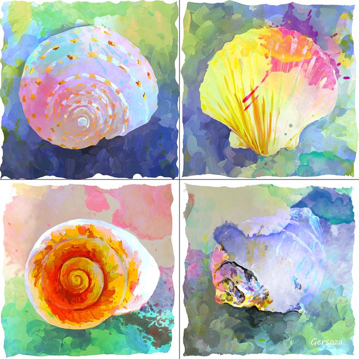 Digital Shells - Gersoza