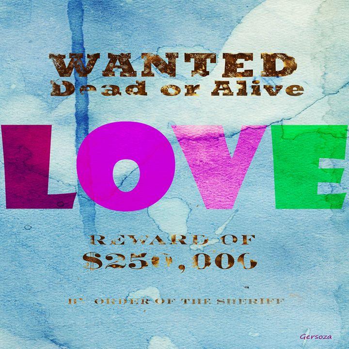 Love Poster - Gersoza