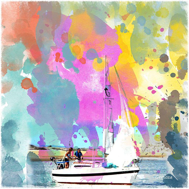 Sailing Boat - Gersoza