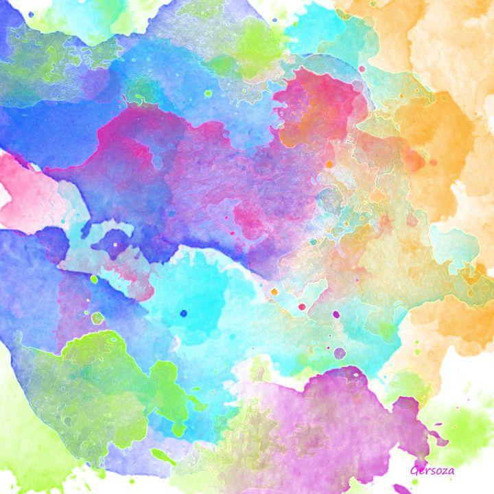 Watercolor - Gersoza