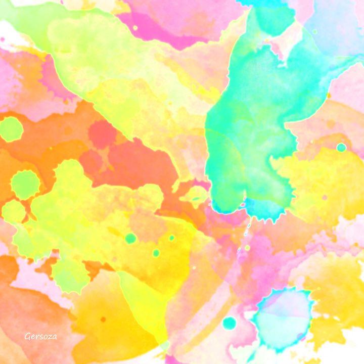 Watercolor Design - Gersoza