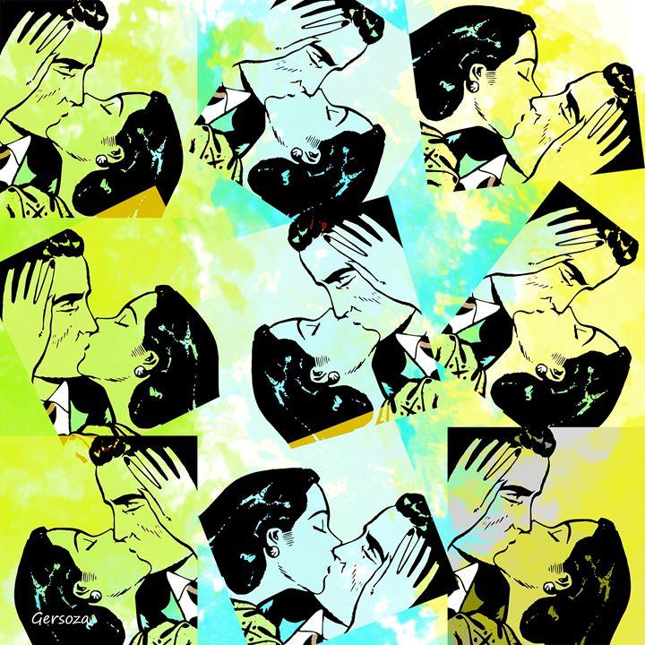 Kissing - Gersoza
