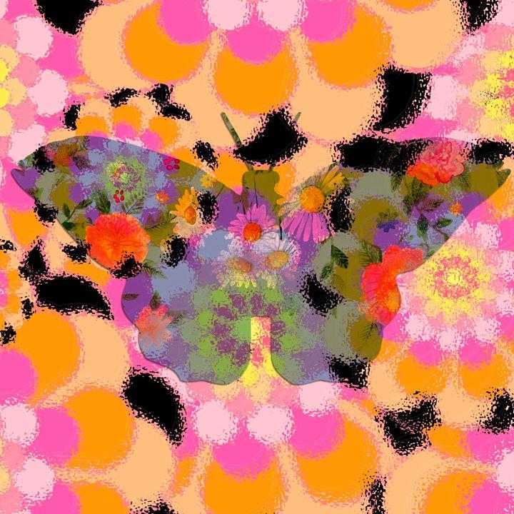 Digital Butterfly - Gersoza