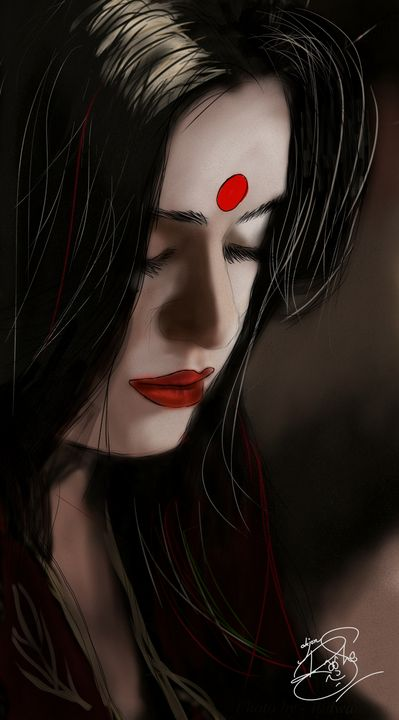 Beauty - Digital Art