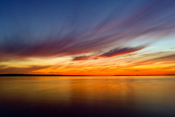 Twilight sky scenic tranquility - yarvin13