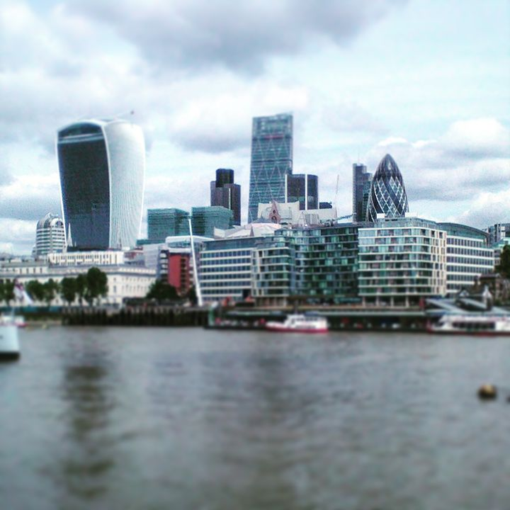 Best London's Architecture - Argonel