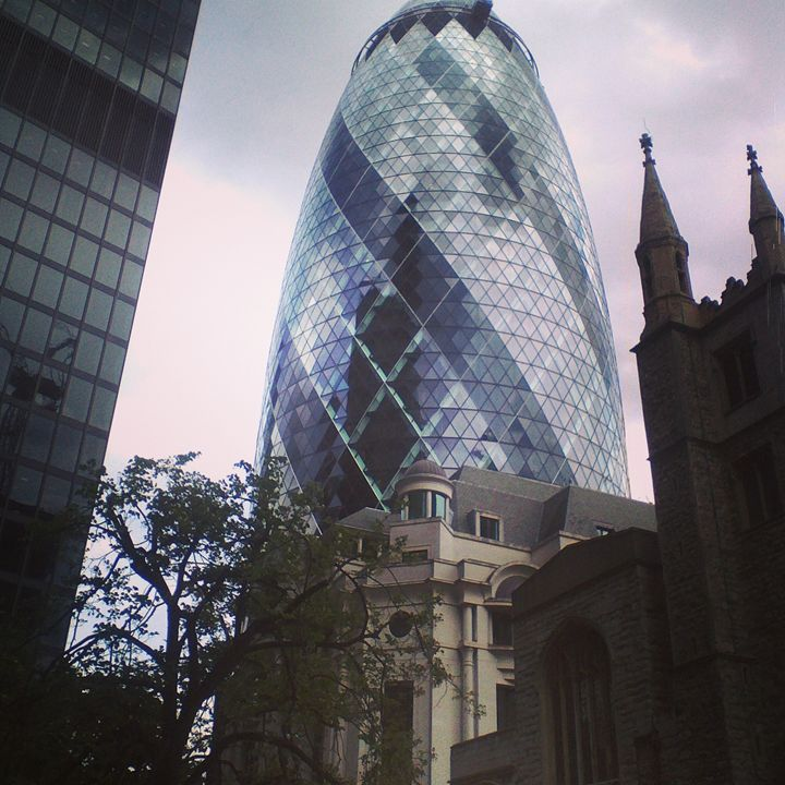 The sublime gherkin - Argonel