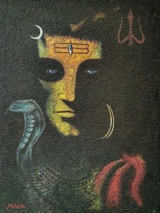 Lord siva - Mahesh