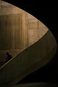 Tate Modern Spiral Staircase