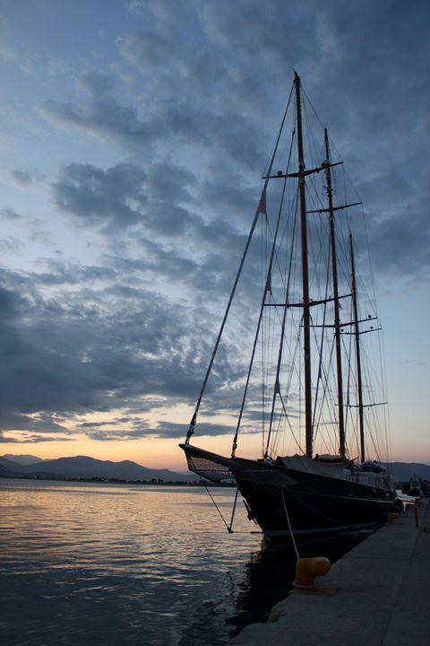 Navplion, Greece - Merian