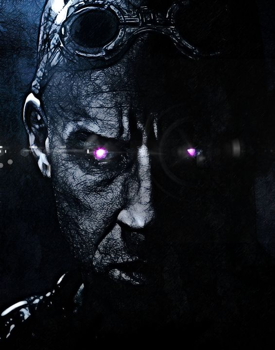 The Riddick - The DigArtisT