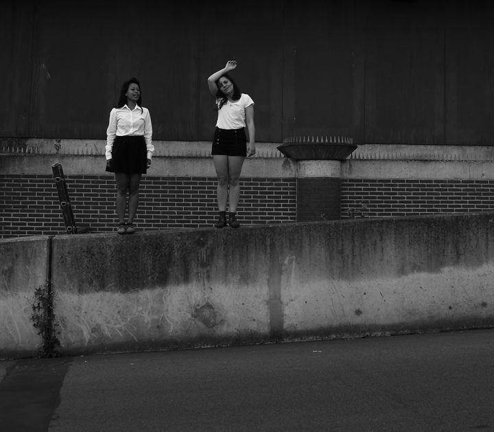 Street Photography - Richard Albert Broeksema