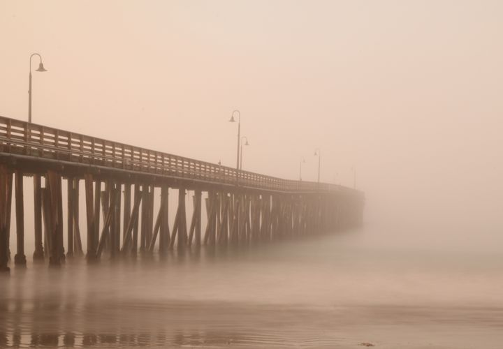 Peering Into Cayucos - TWT Photography