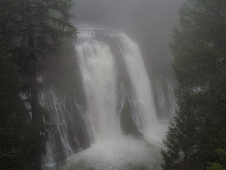 Foggy Falls - TWT Photography