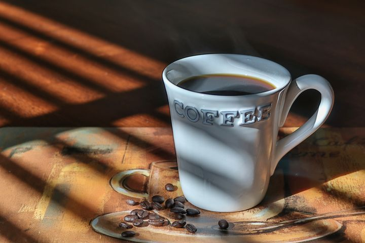 Morning Magic or Coffee - TWT Photography
