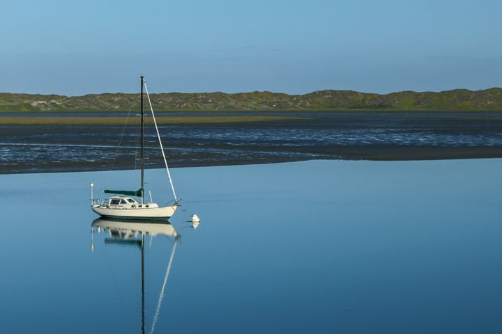 Reflections of Low Tide - TWT Photography