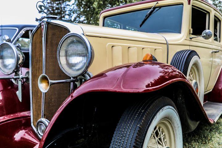 1932 Pontiac - TWT Photography