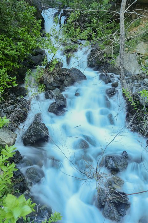 Mini Falls - TWT Photography