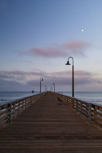 Into The Pier
