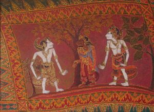 Arjuna - Karna