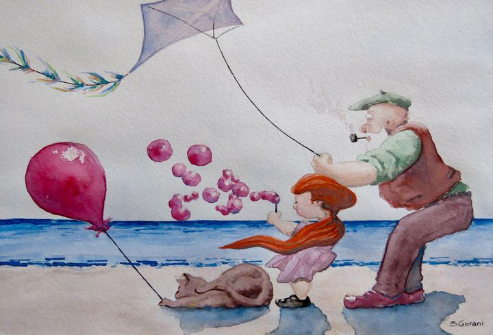 Oh My Bubbles - GeniArt