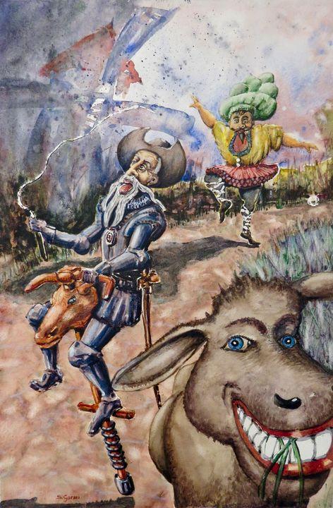 Don Quixote - GeniArt