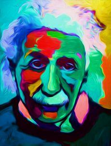 Einstein by Nixo