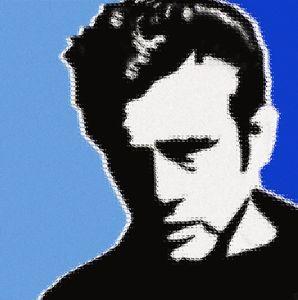 James Dean 01 by Nicolas Nixo - Nixo Art