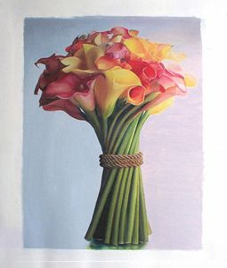Rope and bouquet - mili