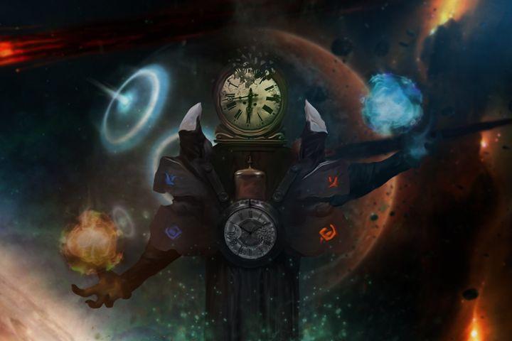 Chronos - Fantasy Illustrations