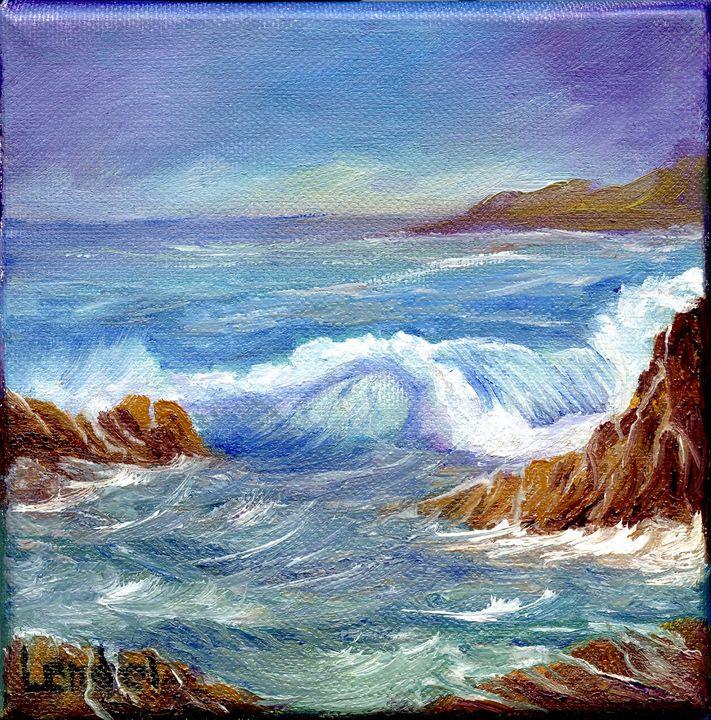 Raging Sea - Lendel
