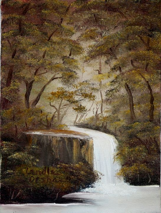 Waterfall - Lendel